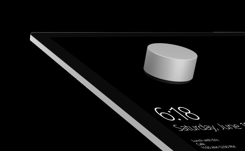 So binden Sie das Surface Dial in die eigene Applikation ein